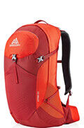 Citro 24 Backpack  Vivid Red