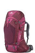 Deva 60 Backpack XS Plum Red
