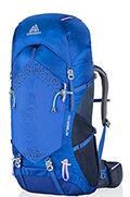 Amber 60 Backpack Pearl Blue