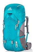 Amber 44 Backpack  Teal Grey