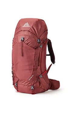 Kalmia 50 Rucksack S/M Bordeaux Red