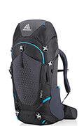 Zulu 55 Backpack M/L Ozone Black