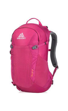 Sula 18 Backpack  Plum Red