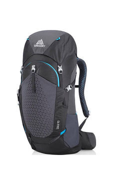 Zulu 40 Backpack S/M Ozone Black
