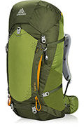 Zulu 55 Backpack M Moss Green
