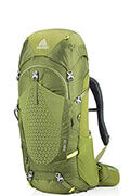 Zulu 55 Backpack M/L Mantis Green