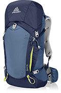 Zulu 35 Backpack M Navy Blue