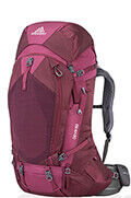 Deva 60 Backpack M Plum Red