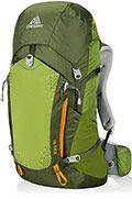 Zulu 40 L Moss Green