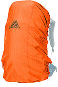Pro Raincover 50 Housse imperméable M Web Orange