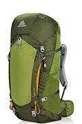 Zulu 55 Backpack L Moss Green