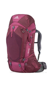 Deva 60 Sac à dos S Plum Red