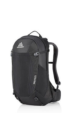 Salvo 24 Backpack  True Black