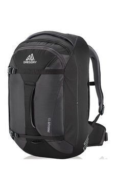 Praxus 45 Backpack  Pixel Black