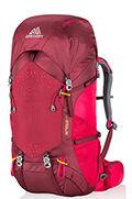 Amber 44 Backpack  Chili Pepper Red