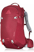 Sula 24 Backpack Ruby Red