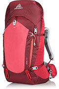 Jade 33 Backpack S Ruby Red