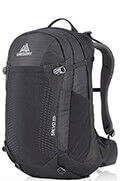Salvo 28 Backpack  True Black