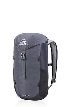 Nano 16 Backpack  Eclipse Black