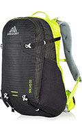 Salvo 28 Backpack  Black/Macaw Green