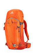 Targhee 45 Backpack M Sunset Orange