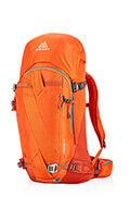 Targhee 45 Rucksack S Sunset Orange