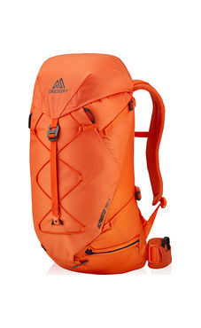 Alpinisto LT 38 Sac à dos M/L Zest Orange