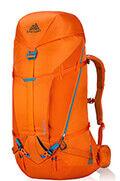 Alpinisto 50 Backpack S Zest Orange