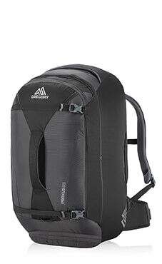 Praxus 65 Backpack  Pixel Black