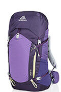 Jade 38 Backpack M Mountain Purple
