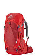Amber 34 Backpack  Sienna Red
