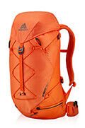 Alpinisto LT 38 Zaino M/L Zest Orange