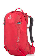 Salvo 24 Backpack  Tango Red