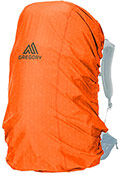 Pro Raincover 20 Housse imperméable XS Web Orange