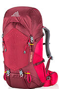 Amber 34 Backpack  Chili Pepper Red