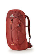 Arrio 30 Backpack  Brick Red