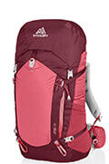 Jade 38 Backpack M Ruby Red