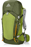 Zulu 35 Backpack M Moss Green