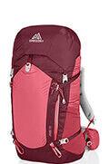 Jade 38 Backpack S Ruby Red