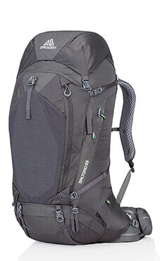 Baltoro 65 Backpack M Onyx Black