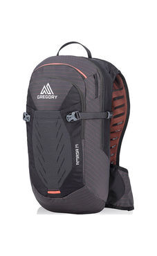 Amasa 14 Backpack  Coral Black
