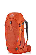 Stout 45 Backpack  Spark Orange