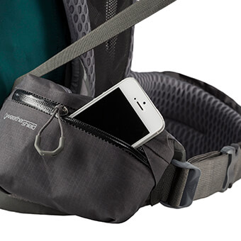 WEATHERSHIELD HIPBELT POCKET
