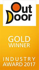 Out Door Gold Winner Industry Awards 2017