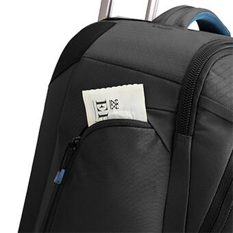 Side pocket to storage