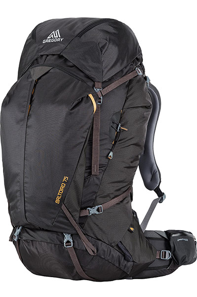Gregory Baltoro 75 S Shadow Black