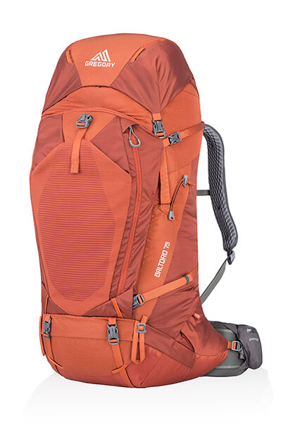 Gregory Baltoro 75 S  Ferrous Orange