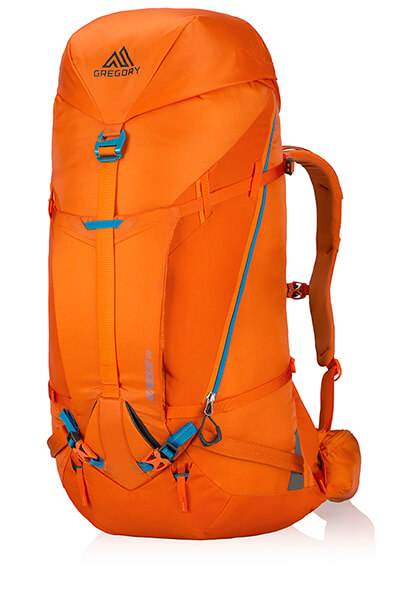 Gregory Alpinisto 50 L   Zest Orange