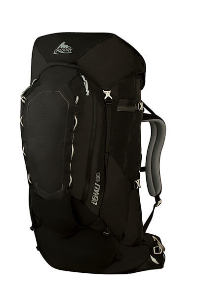 Gregory Denali 100 S   Basalt Black