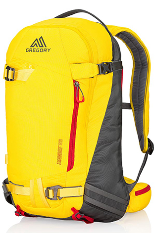 Gregory Targhee 26 Solar Yellow